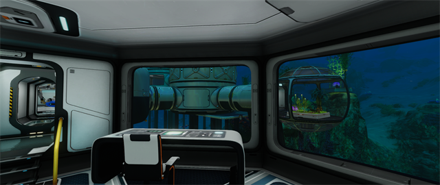 You can build your own base containing all manner of functional props, including a coffee machine